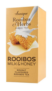 Nougat flavoured Rooibos Tea