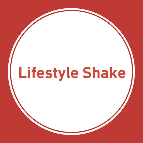 Rooibos Lifestyle Shake Meal Replacement